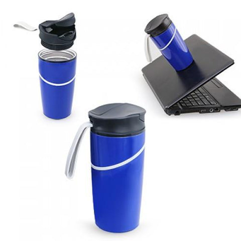 Suction Stainless Steel Mug | AbrandZ.com