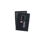 4-Dial Combination TSA Padlock | Travel Lock | Travel | AbrandZ: Corporate Gifts Singapore