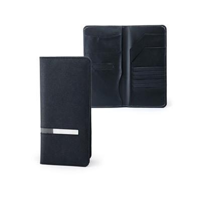 Travel Wallet | Bicast Leather | Passport Holder | AbrandZ: Corporate Gifts Singapore