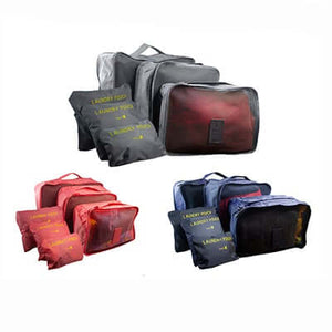 6 in 1 Travel Organiser - AbrandZ Corporate Gifts Singapore