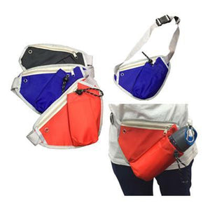 Triangular Waist Pouch with Bottle Compartment | AbrandZ: Corporate Gifts Singapore