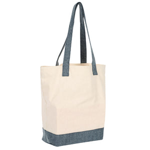 Denim Base Canvas Bag (8oz) | AbrandZ Corporate Gifts Singapore