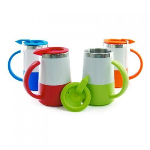 Two Tone Double Wall Stainless Steel Mug