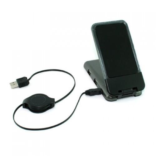 Universal Phone Stand with USB Hub