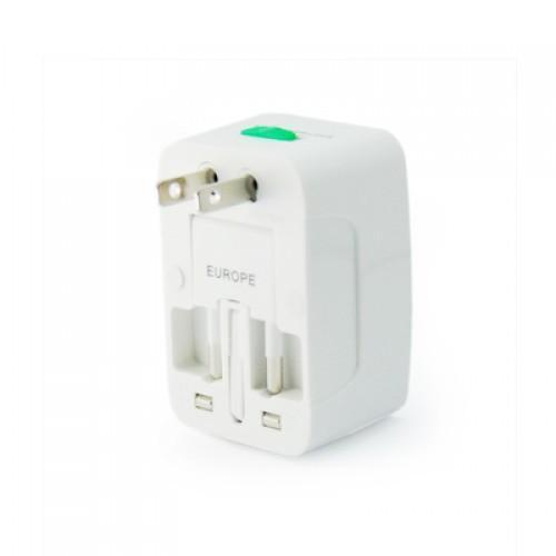 Universal Travel Adaptor With Pouch
