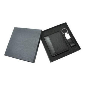 Wallet & Key Chain Gift Set - abrandz