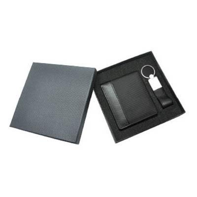 Wallet & Key Chain Gift Set | AbrandZ.com