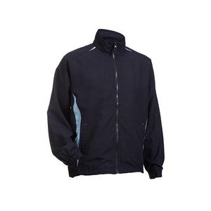 Windbreaker with Stripe Accent Details | Jacket | apparel | AbrandZ: Corporate Gifts Singapore