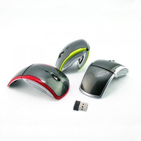 Wireless Foldable Optical Mouse | AbrandZ.com