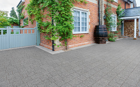 Rio Permeapave Textured Permeable Driveway Paviors