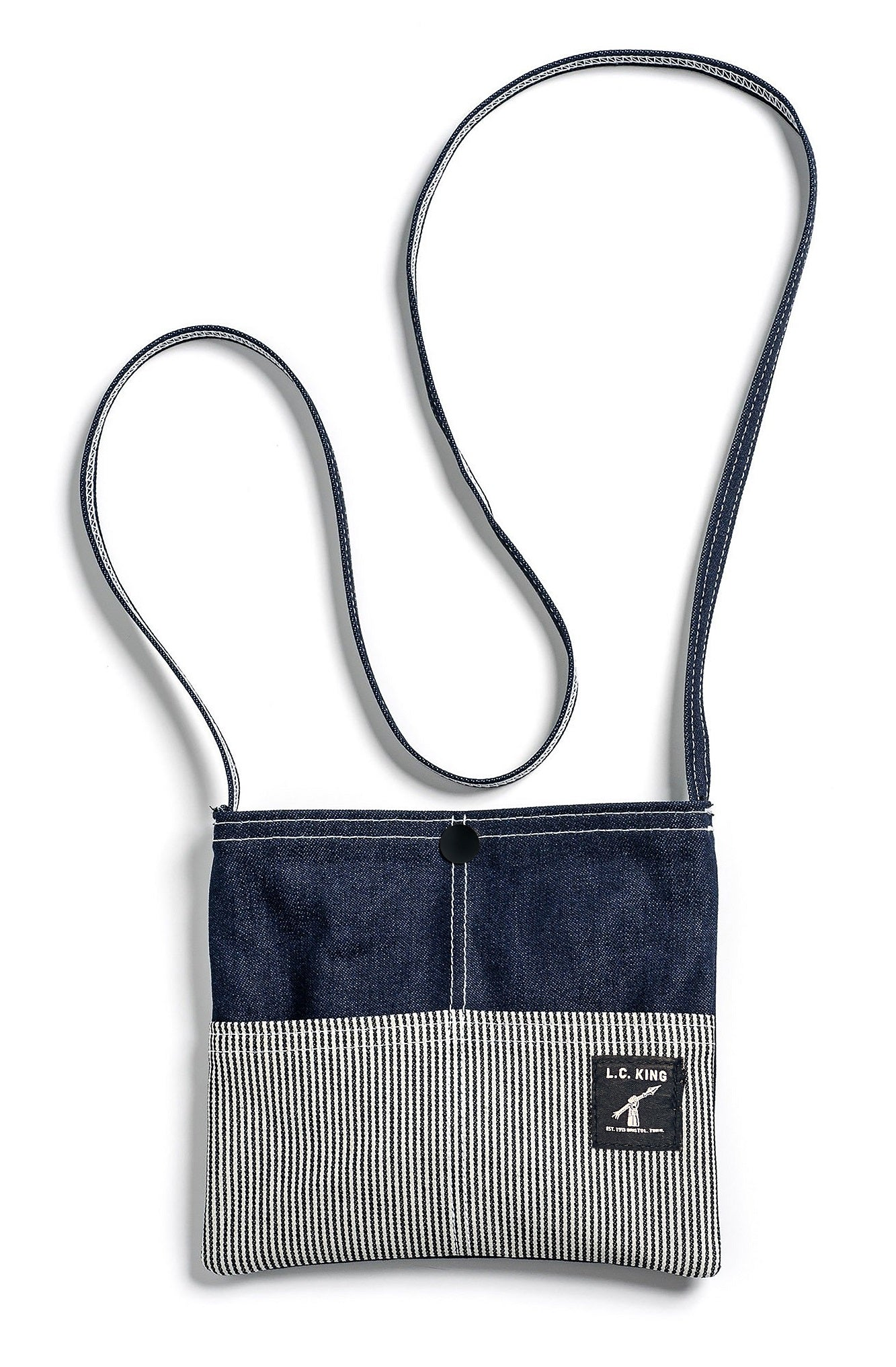 Hickory Stripe Mini-Tote