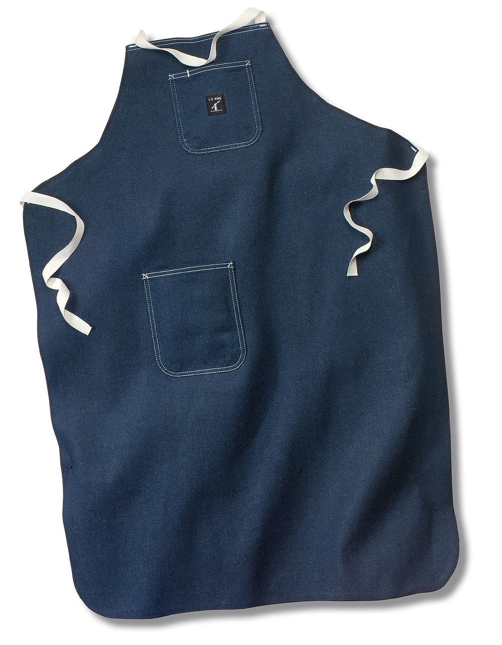 Indigo Denim Shop Apron