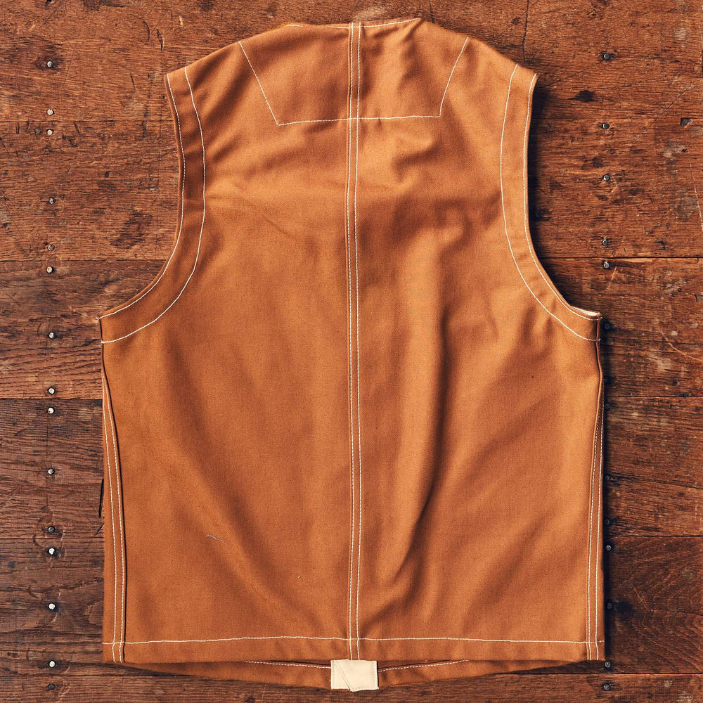 Brown Duck Shelby Utility Vest