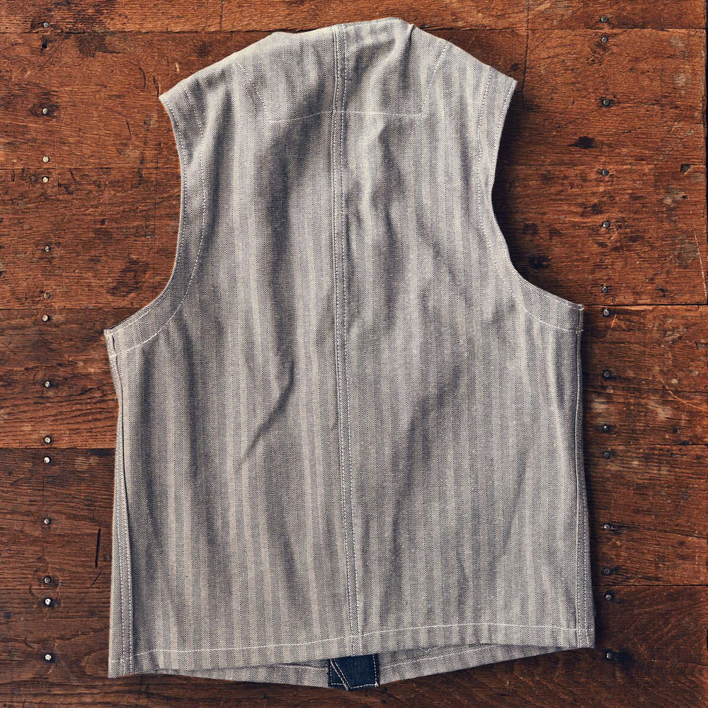 Fisher Stripe Shelby Utility Vest