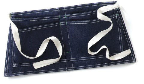 Indigo Denim 4 Pocket Waist Apron