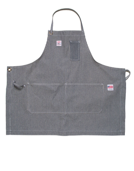 Hickory Stripe Shop Apron