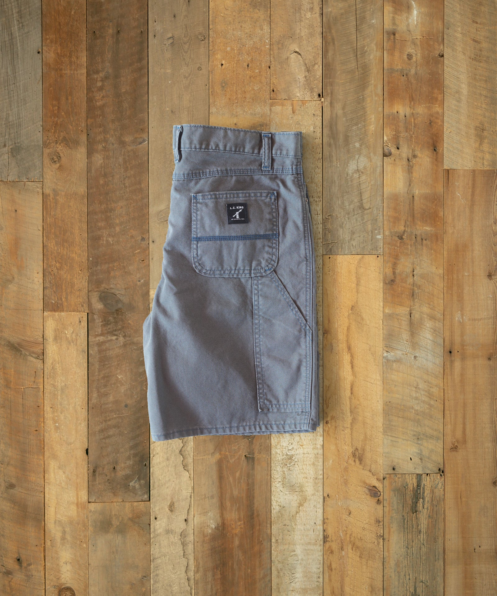 Gray Duck Carpenter Short