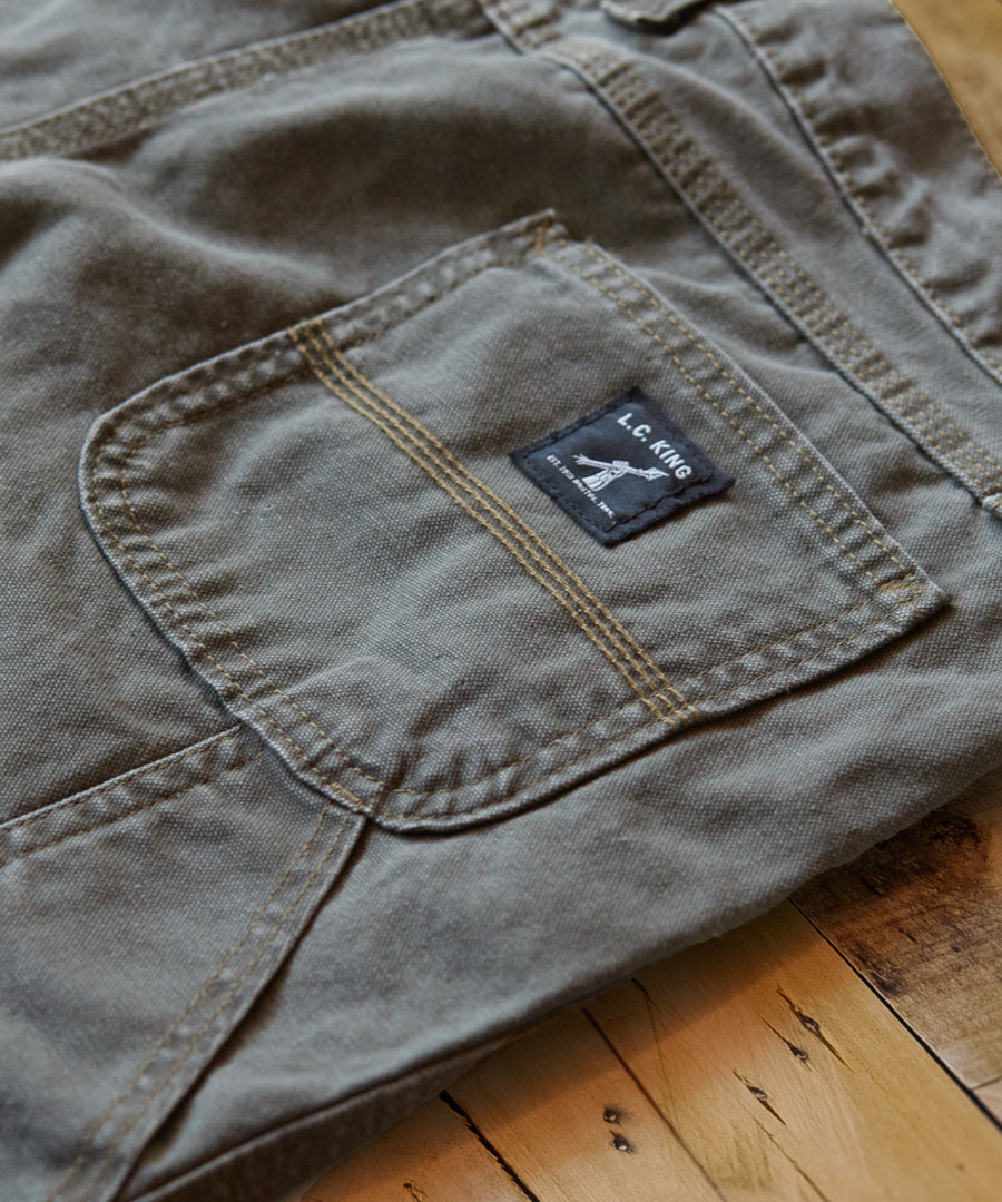 Olive Duck Carpenter Short