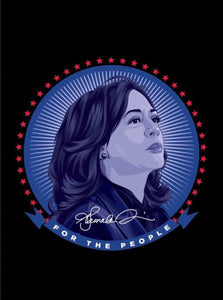 The Official Inaugural 2021 Kamala Harris  T-shirt Red White Blue 🔥 PRE-SALE🔥