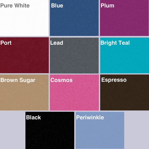100% Thicker Cotton Colours. Current as of March 30, 2020