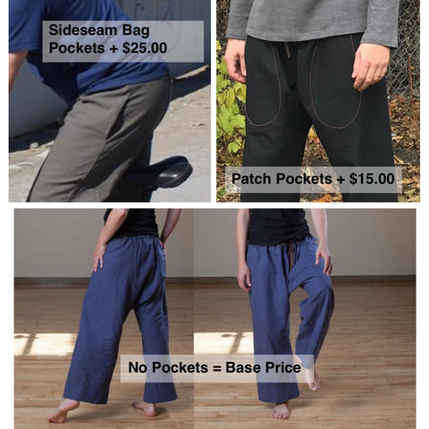 Hemp Dream Pants: Loose-Fitting Yoga Pants for Men