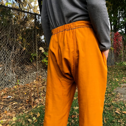 Double! Original Cotton Dream Pants (Two-Ply): Loose-Fitting Yoga Pants for Men - Rosie's List