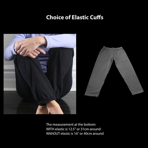 Elastic, or... no elastic?