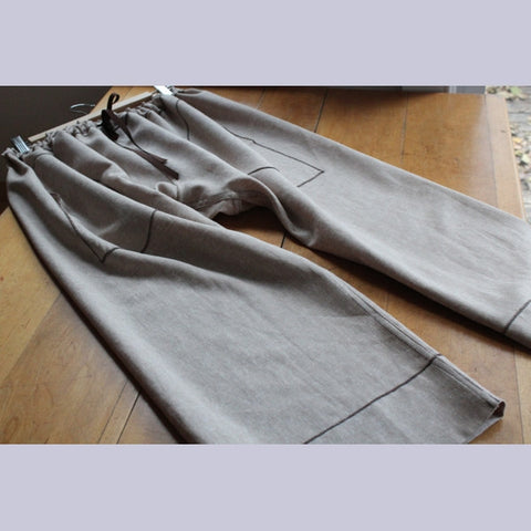 Thicker Linen Dream Pants in Traditional Raw Linen