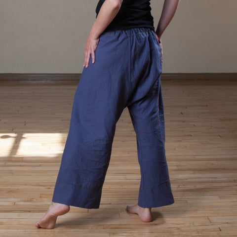 Hemp Dream Pants: Loose-Fitting Yoga Pants for Women