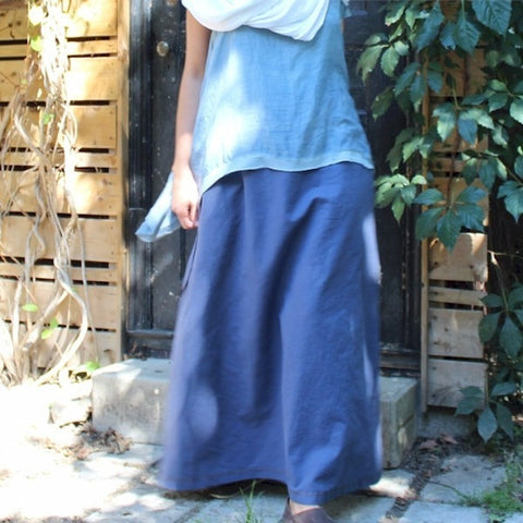 Hemp Long Skirts