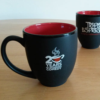 Triple Espresso 20th Anniversary Mug