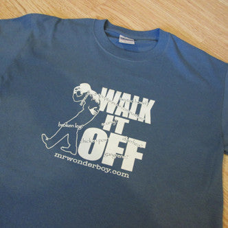 """Walk It Off"" T-Shirts"