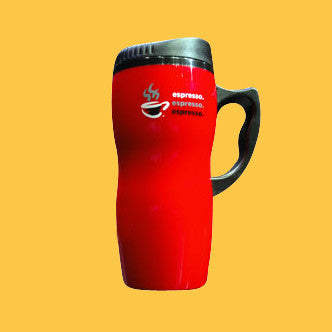 Triple Espresso Travel Mug