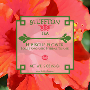 Let's talk Hibiscus Tea