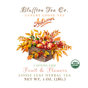 Autumn Fruit & Flowers