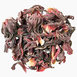 Hibiscus Flower Tisane