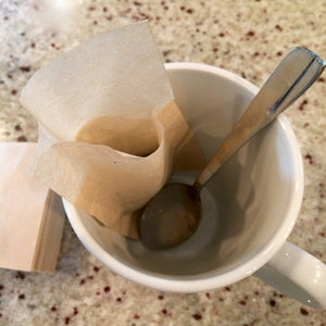 Paper Tea Filters - Make your own Tea Bag