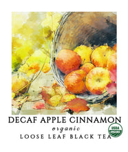 Decaf Apple Cinnamon