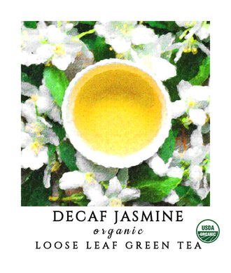 DeCaf Jasmine Green