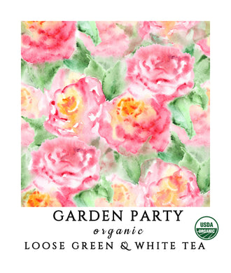 Garden Party - Rose & Mint
