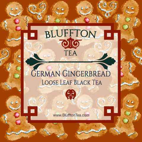 German Gingerbread Black Tea