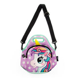 Kids Lunch Bag - Unicorn Stars