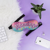 3D Teen Sleeping Mask - Mornings