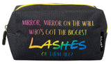 Biggest Lashes Pencil Case/Make Up Bag