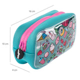PVC Pencil Case - Snail