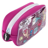 PVC Pencil Case - Cat Mermaid
