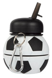 Silicone Bottle - Football