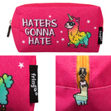 Posh Llama Pencil Case/Make Up Bag
