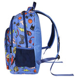 Multi Compartment Backpack - Doodles Boy