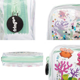 Mermaids Liquid Pencil Case